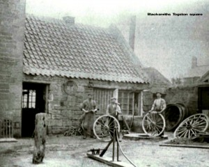 Pickards, the blacksmith at Togston Square