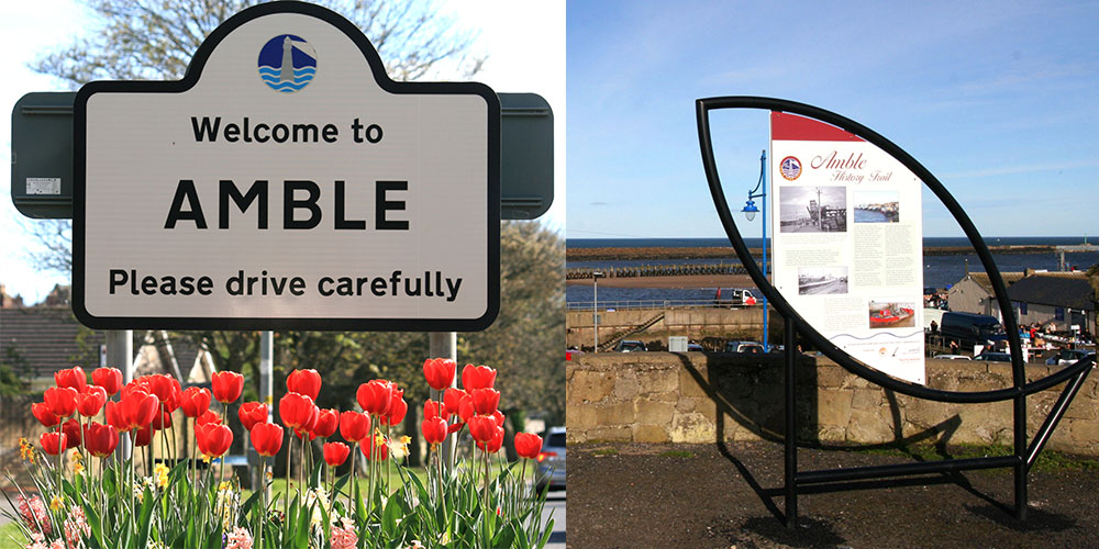 Welcome To Amble